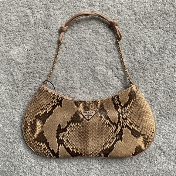 08e17471d777 Prada Vintage Snakeskin Micro Mini Bag. M_5c7c1692534ef91a98719df5